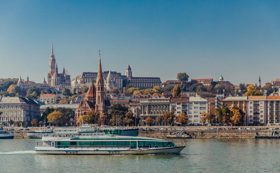 Budapeszt. Perła Dunaju i Paryż Wschodu