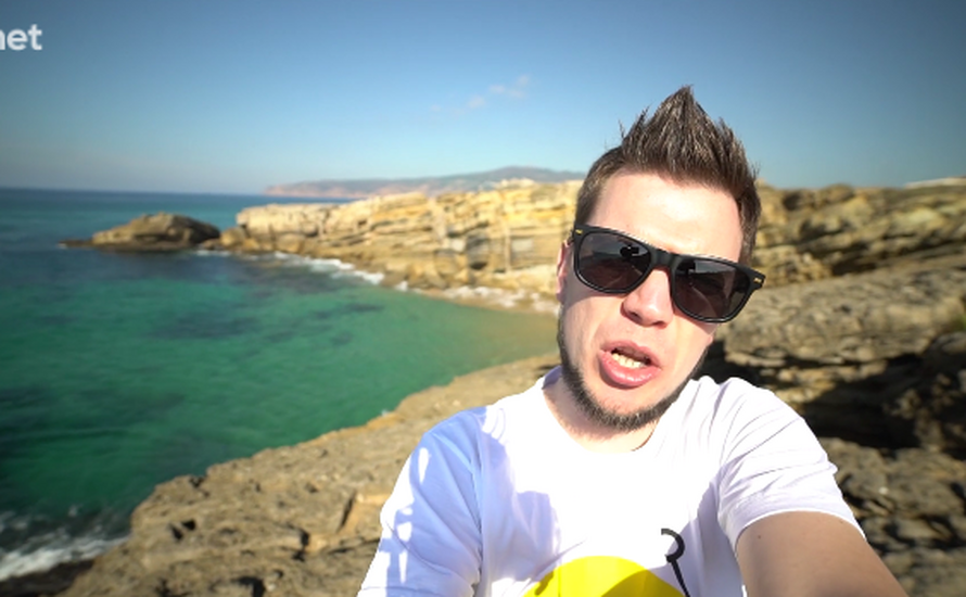 Vlog #2 z wyjazdu do Portugalii #OnetOnTour
