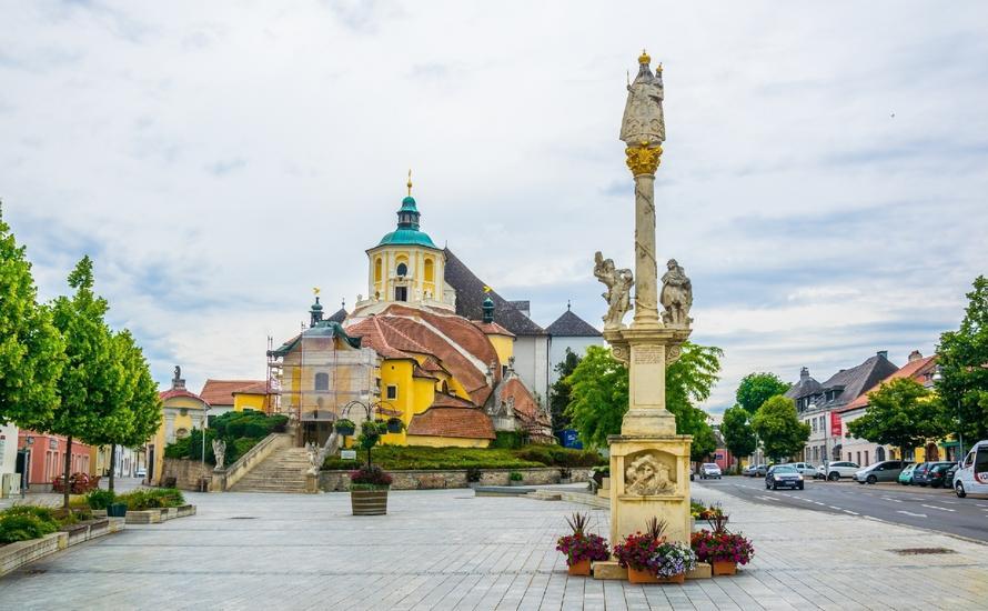 Eisenstadt - stolica regionu Burgenland