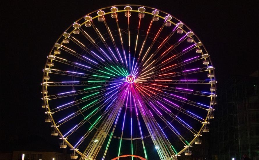 Tygodnie Światła w Essen