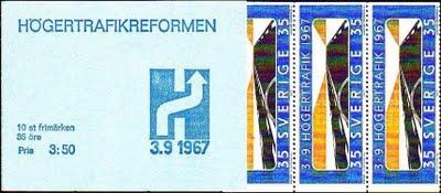Dzień H (Högertrafik) - komunikacyjna rewolucja