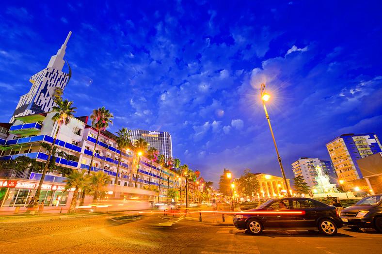 Batumi nocą / Foto: www.visitbatumi.travel