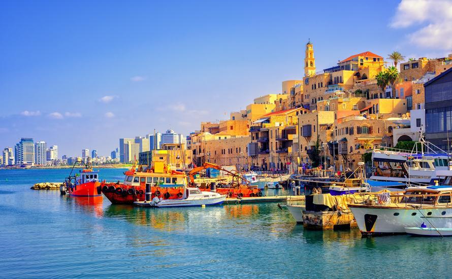 Izrael - przewodnik po Jerozolimie, Masadzie, Morzu Martwym
