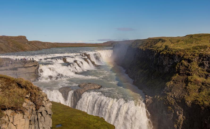 Golden Circle – największe atrakcje Islandii