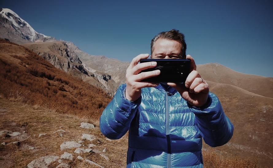 Onet On Tour: kulisy w obiektywie Samsung Note9