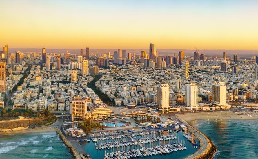 Jedna podróż, dwa miasta. Tel Awiw i Jerozolima
