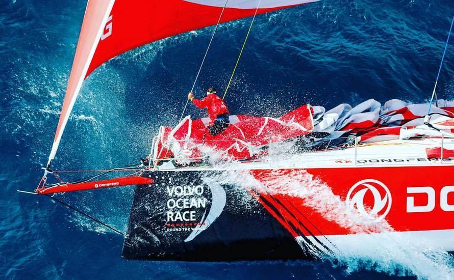 Najtrudniejsze wyścigi świata – Volvo Ocean Race