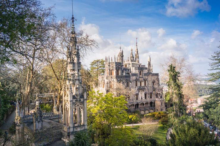 Quinta da Regaleira / fot. Shutterstock