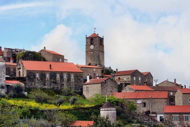 Monsanto - najbardziej portugalska wioska Portugalii