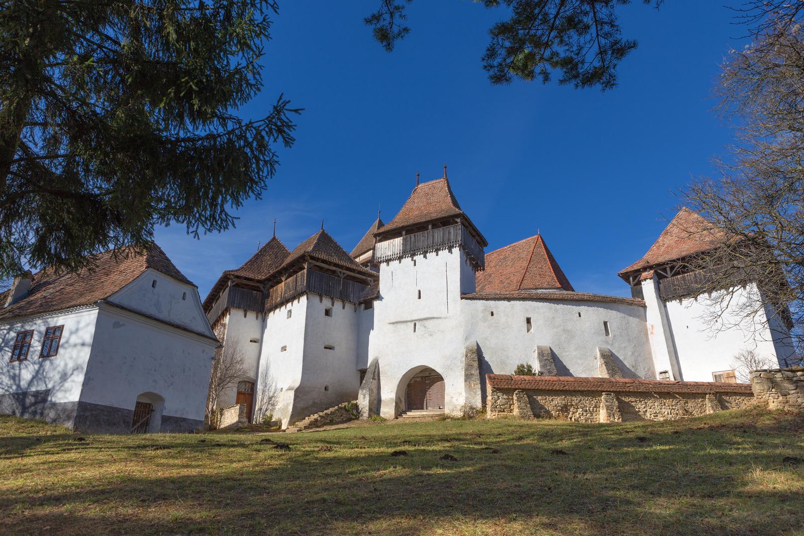 Viscri, Transylwania