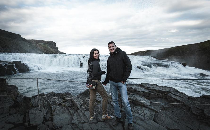 """""""Wszystko wydaje się tutaj prostsze i bardziej oczywiste, ale ..."""" - Diana Demi Marszewska i Damian Kuraciński o życiu na Islandii"""