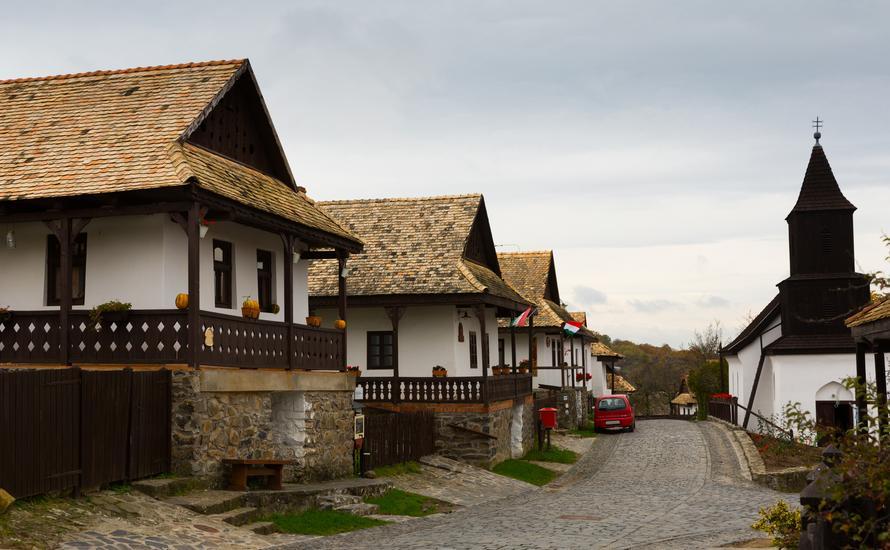 Hollókö - niezwykle malownicza wieś na mapie Węgier