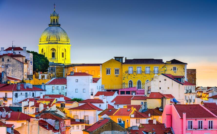 Lizbona inaczej