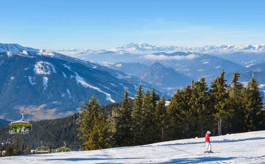 Zima w Schladming – dla każdego coś dobrego