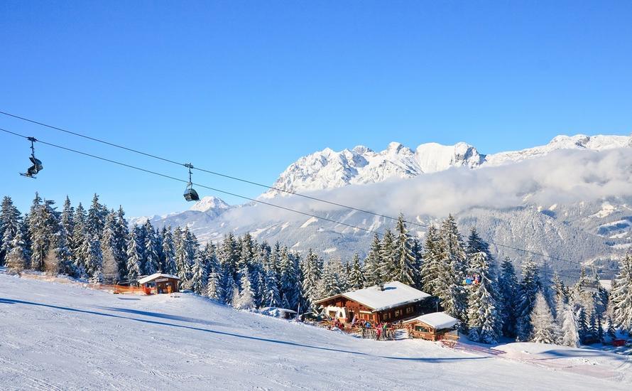 Dachstein – dobry na zimę, dobry na lato