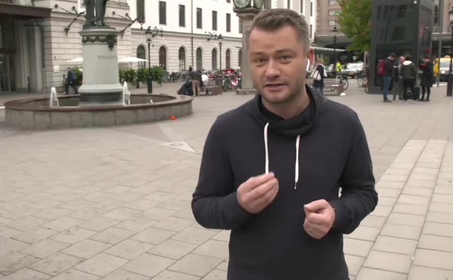 Dlaczego Szwedzi zasłaniają okna, czy łatwo znaleźć pracę w Sztokholmie?