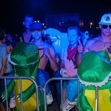 Kings of Hardstyle w Zatorze: tak bawiła się publiczność [ZDJĘCIA]
