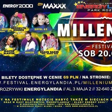 Millenium Festival 2016 w Energylandii