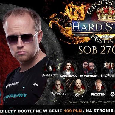 Kings Of Hardstyle Festival: ostatnia festiwalowa odsłona w Energylandii