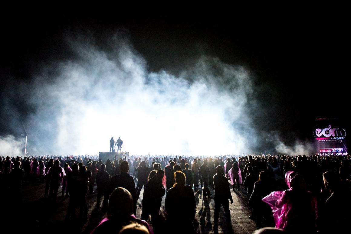 Energylandia - Energyland EDM Festival 2016: Ummet Ozcan