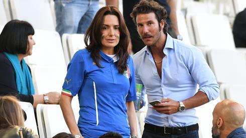 Selekcjonera Włochów wspierać będzie dziś jego żona, Elisabetta