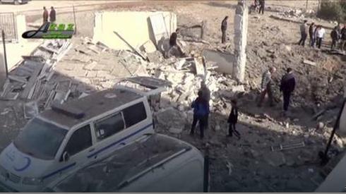 Bombardovanje bolnice na severu Sirije za koje je zapad optužio Rusiju