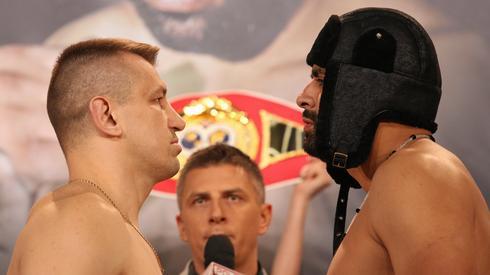 Adamek vs Molina