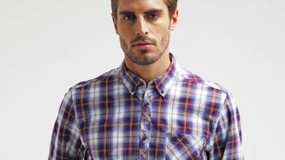 Męska klasyka: koszula w kratę