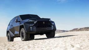 Karlmann King - chiński SUV. Jeden z najdroższych na świecie
