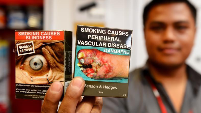 Az undor mégsem a legjobb prevenciós módszer? /Fotó: AFP