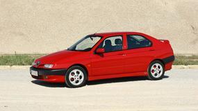 Alfa Romeo 146 - styl i charakter za rozsądne pieniądze