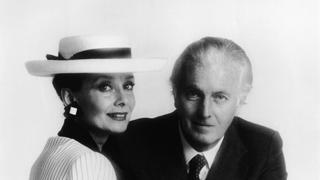 Hubert de Givenchy, twórca wizerunku Audrey Hepburn