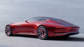 Vision Mercedes-Maybach 6 – zjawiskowy i olbrzymi elegant