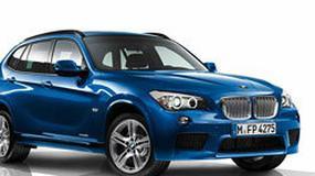 Tak wygląda BMW X1 z pakietem M