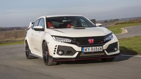 Honda Civic Type R - jest tak szybka, jak wygląda