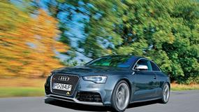 Test Audi RS5: rasowa sztuka