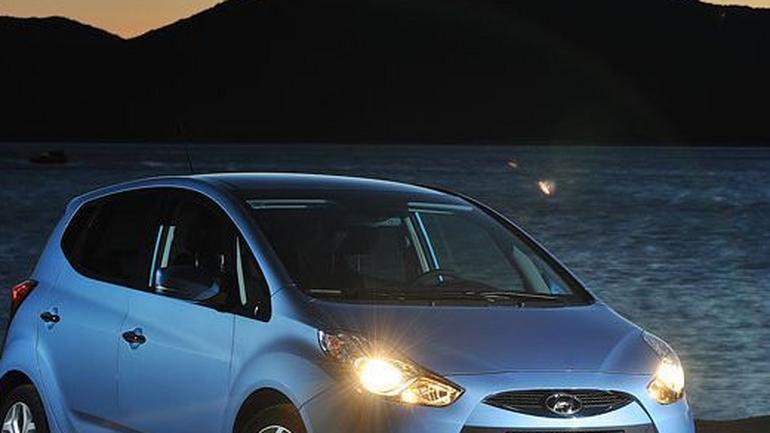 Czym różni się Hyundai ix20 od modelu Kia Venga?