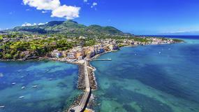 Ischia - zielona, rajska wyspa
