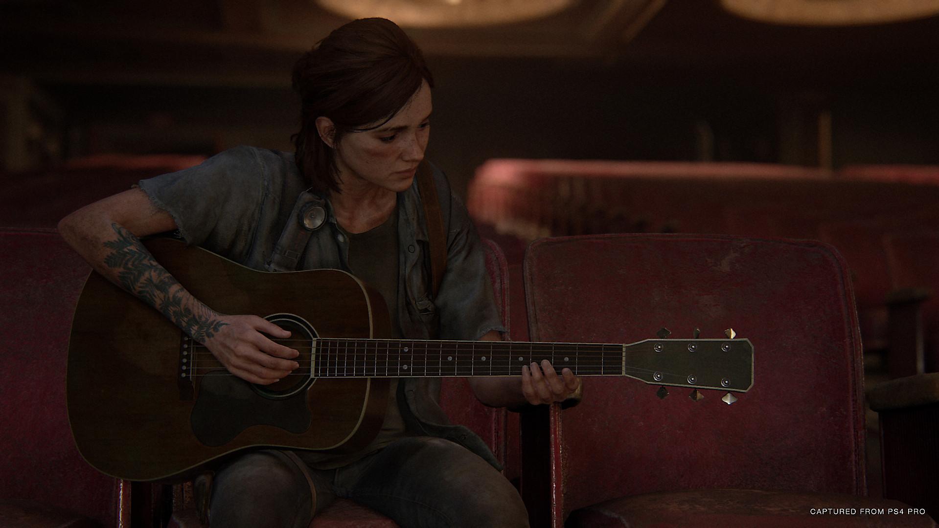 Perfektne spracovaná minihra s gitarou je vskutku návyková.