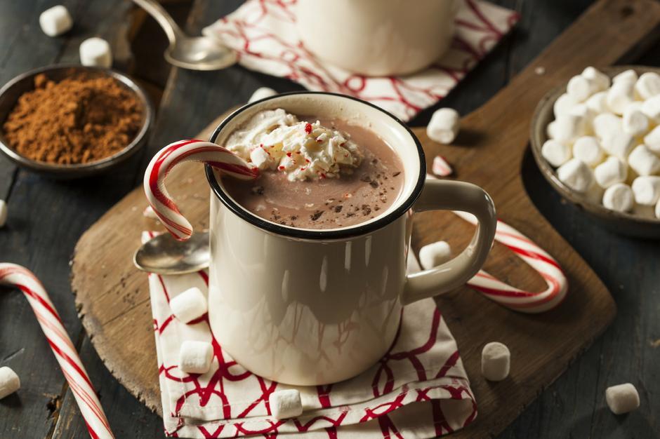 Ulubiony napój AmerykanóW: kakao z piankami Marshmallow