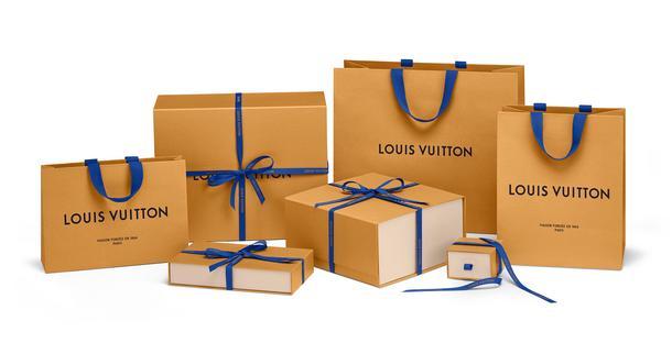 Louis Vuitton zmienia barwy