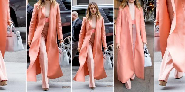 Best Look: Jessica Alba w Narciso Rodriguez