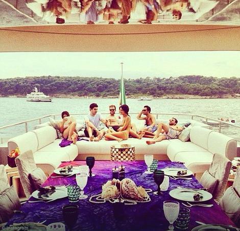 Život u stilu Bogatih klinaca s Instagrama