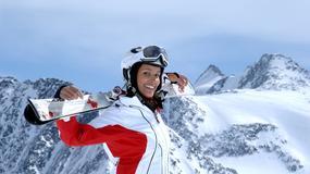 Stubai - największy austriacki lodowiec dla narciarzy