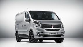 Fiat Talento - nowy van z Włoch z twarzą Traffica