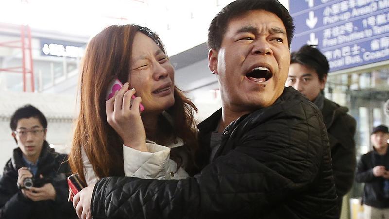 Dramat bliskich pasażerów. Co się stało z samolotem Malaysia Airlines?