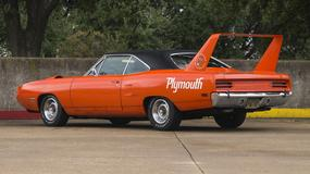 Czy Plymouth Superbird jest wart 500 000 $?