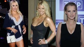 Biuściaste blondynki - faceci za nimi szaleją