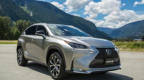 Test Lexusa 300h - Wrażenia murowane!