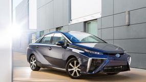 Toyota Mirai - ruszyła sprzedaż samochódu na wodór